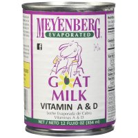 Meyenberg Goat Milk, Evaporated Goat Milk, Vitamin A & D - 12 fl oz (354 ml)