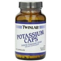 Twinlab, Potassium Caps - 180 Capsules