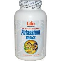 Life Enhancement, Potassium Basics - 240 Capsules