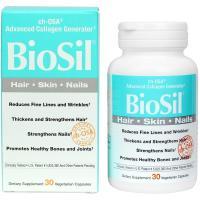 Natural Factors, BioSil, ch-OSA Advanced Collagen Generator - 30 Vegetarian Capsules