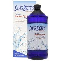 American Biotech Labs, Silver Biotics, 10 ppm Silver - 32 fl oz (946 ml)