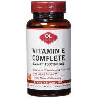 Olympian Labs Inc., Tocomin Tocotrienol Vitamin E Complete - 60 Softgels