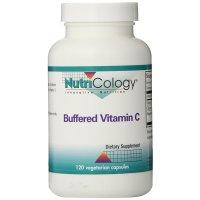 Nutricology, Buffered Vitamin C - 120 Veggie Caps