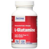 Jarrow Formulas, L-Glutamine, 750 mg - 120 Capsules