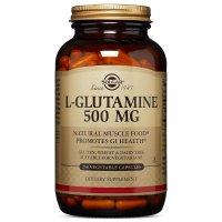 Solgar, L-Glutamine, 500 mg - 250 Vegetable Capsules