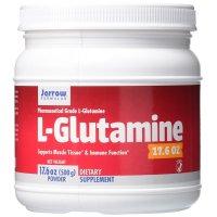 Jarrow Formulas, L-Glutamine, Powder - 17.6 oz (500 g)