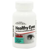 21st Century, Healthy Eyes with Lutein - 60 Tablets