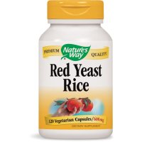 Nature's Way, Red Yeast Rice, 600 mg - 120 Vcaps