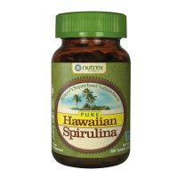 Nutrex, Pure Hawaiian Spirulina Pacifica, 500 mg - 100 Tablets