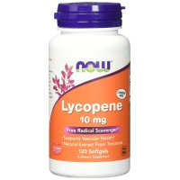 Now Foods, Lycopene, 10 mg - 120 Softgels