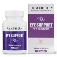 Dr. Mercola, Eye Support, with Lutein - 30 Capsules