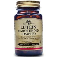 Solgar, Lutein Carotenoid Complex - 30 Vegetable Capsules