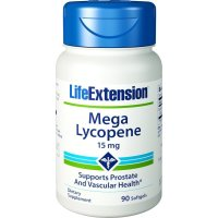 Life Extension, Mega Lycopene, 15 mg - 90 Softgels