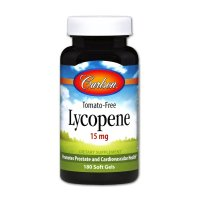 Carlson Labs, Lycopene, 15 mg - 180 Soft Gels