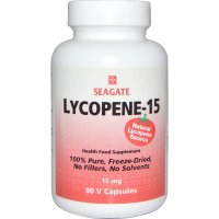 Seagate, Lycopene-15, 15 mg - 90 Vcaps