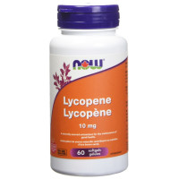 Now Foods, Lycopene, 10 mg - 60 Softgels