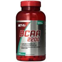 MET-Rx, BCAA 2200 - 180 Softgels