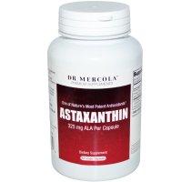 Dr. Mercola, Astaxanthin - 90 Licaps Capsules