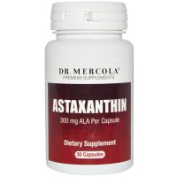 Dr. Mercola, Astaxanthin - 30 Capsules