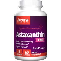 Jarrow Formulas, Astaxanthin, 4 mg, 60 Softgels