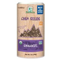 Himalania, Black Chia Seeds - 7 oz (198.5 g)