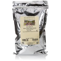 Starwest Botanicals, Organic Wheat Grass Powder - 1 lb (453.6 g)