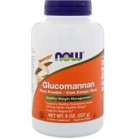 Now Foods, Glucomannan, Pure Powder - 8 oz (227 g)