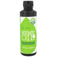 Manitoba Harvest, Hemp Oil - 12 fl oz (355 mL)