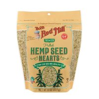 Bob's Red Mill, Hulled Hemp Seed Hearts - 8 oz (227 g)