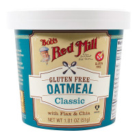 Bob's Red Mill, Oatmeal, Classic - 1.81 oz (51 g)