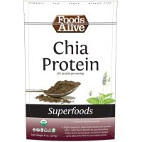 Foods Alive, Superfoods, Chia Protein Powder - 8 oz (227 g)