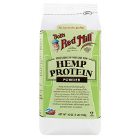 Bob's Red Mill, Hemp Protein Powder - 16 oz (453 g)
