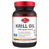 Olympian Labs Inc., Krill Oil, 1000 mg - 60 Softgels