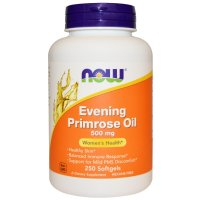 Now Foods, Evening Primrose Oil, 500 mg - 250 Softgels