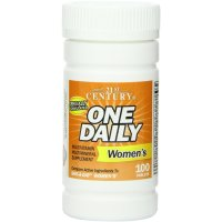 21st Century, One Daily, Women's - 100 Tablets