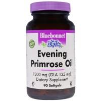 Bluebonnet Nutrition, Evening Primrose Oil, 1,300 mg - 90 Softgels