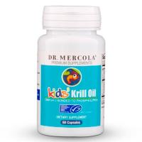Dr. Mercola, Kids' Krill Oil - 60 Capsules
