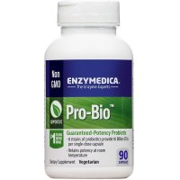 Enzymedica, Pro-Bio, Guaranteed Potency Probiotic - 90 Capsules
