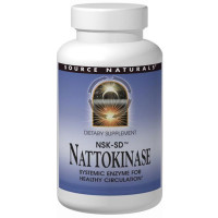 Source Naturals, Nattokinase NSK-SD, 36 mg - 90 Softgels