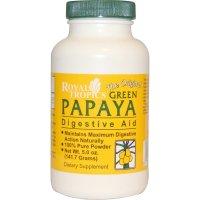 Royal Tropics, The Original Green Papaya, Digestive Aid - 5.0 oz (141.7 g)