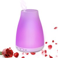 NLDN, Aromatherapy Essential Ultrasonic Cool Mist Diffuser -100 mL