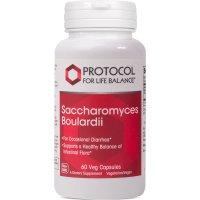 Protocol for Life Balance, Saccharomyces Boulardii - 60 Veg Capsules