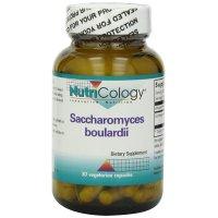Nutricology, Saccharomyces Boulardii, Hypoallegernic, 9 Billion - 50 Capsules