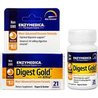 Enzymedica, Digest Gold with ATPro - 21 Capsules