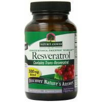 Nature's Answer, Resveratrol, 637 mg - 60 Vegetarian Capsules