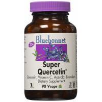 Bluebonnet Nutrition, Super Quercetin - 90 Veggie Caps