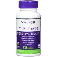 Natrol, Milk Thistle Advantage, 525 mg - 60 Veggie Caps