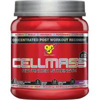 BSN Nutrition, Cellmass 2.0, Concentrated Post Workout Recovery, Grape - 1.09 lbs. (50 Ser