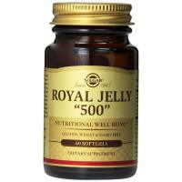 Solgar, Royal Jelly 500 - 60 Softgels