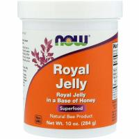 Now Foods, Royal Jelly - 10 oz (284 g)